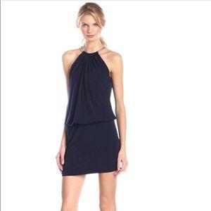 Jessica Simpson halter necklace dress , size 14
